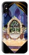The Altar IPhone Case by William Norton