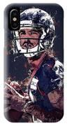 Denver Broncos.case Keenum. IPhone Case