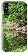 Green's Hill IPhone Case