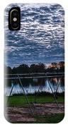 Obear Park Sunset IPhone Case