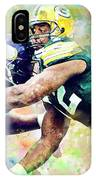 Reggie White. Green Bay Packers. IPhone Case