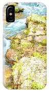 Pocono Mountain Stream, Pennsylvania IPhone Case