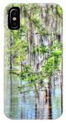 A Beautiful Day In The Bayou IPhone X Case