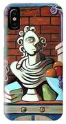 A Cubist Still Life IPhone Case by Anthony Falbo