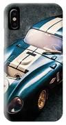 A Daytona Classic IPhone Case