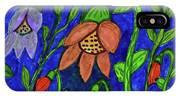 A Flower Garden IPhone X Case
