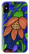 A Flower Garden IPhone Case