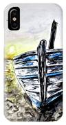 abandoned Fishing Boat No.2 IPhone Case by Clyde J Kell