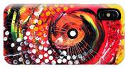 Abstract Lion Fish IPhone Case