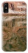 Abstract Reflections On Lake Powell IPhone Case