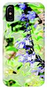 Abstract Summer Garden IPhone Case