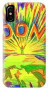 Adonai IPhone Case