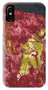 After Billy Childish Painting Otd 7 IPhone Case