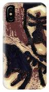 After Mikhail Larionov Oil Painting 2 IPhone Case