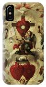 Allegory Of The Holy Eucharist IPhone Case