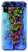 Alley-wall Paradise IPhone Case by Aberjhani