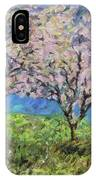 Almonds In Full Bloom IPhone Case