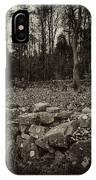 Alpine Benders Cemetery IPhone Case by Mark Jordan