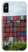 American Georgia Shipping Trade IPhone Case