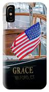 American Pride At The Marina IPhone Case
