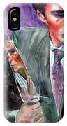 American Psycho Painting IPhone Case