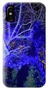Christmas Light Tour 2017 IPhone Case