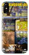 Animal Kingdom Lodge Poster A IPhone Case