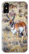 Antelope Buck 2 IPhone X Case