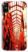 Architecture Interior 2 IPhone Case