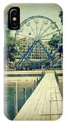 Arnolds Park IPhone Case