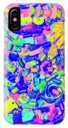 Art Of A Tailor IPhone Case