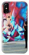 Artists Record The Moment IPhone Case