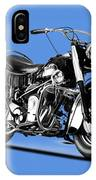 Roadmaster 1953 IPhone Case by Mark Rogan