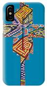 The Abstract Cross IPhone Case