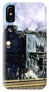Up 844 Movin' On - Artistic IPhone Case