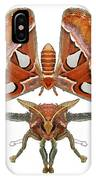 Atlas Moth5 IPhone X Case