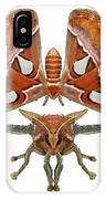 Atlas Moth7 IPhone X Case