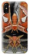 Atlas Moth8 IPhone X Case
