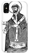 Augustine Of Hippo IPhone Case