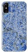 Austin Map Retro 5 IPhone X Case