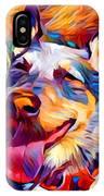 Australian Cattle Dog 2 IPhone Case