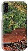 Autumn Blanket IPhone Case