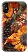 Autumn Bouquet IPhone Case