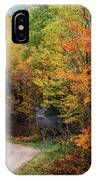 Autumn Buck  IPhone Case by Patti Deters