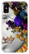 Autumn Head IPhone X Case