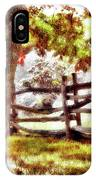 Autumn In Doughton Ap IPhone Case