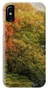 Autumn Riches IPhone Case