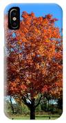 Autumnal Beauty IPhone Case