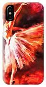 Bailarina IPhone Case