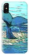 Balene-whales IPhone Case